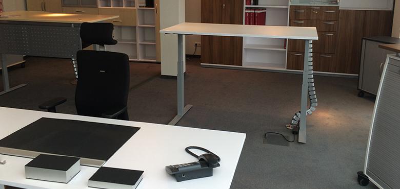 Büromöbel Rostock